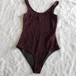 Zara bodysuit small